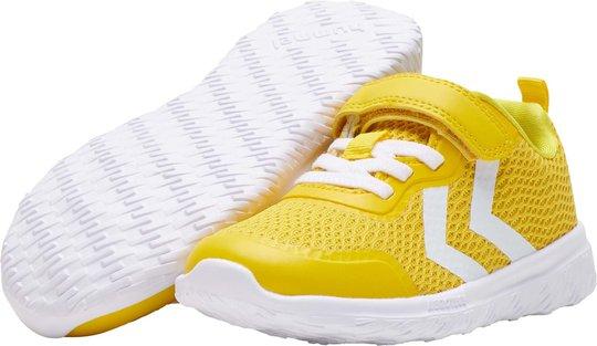 Hummel Actus ML Jr Sneaker, Maize, 28