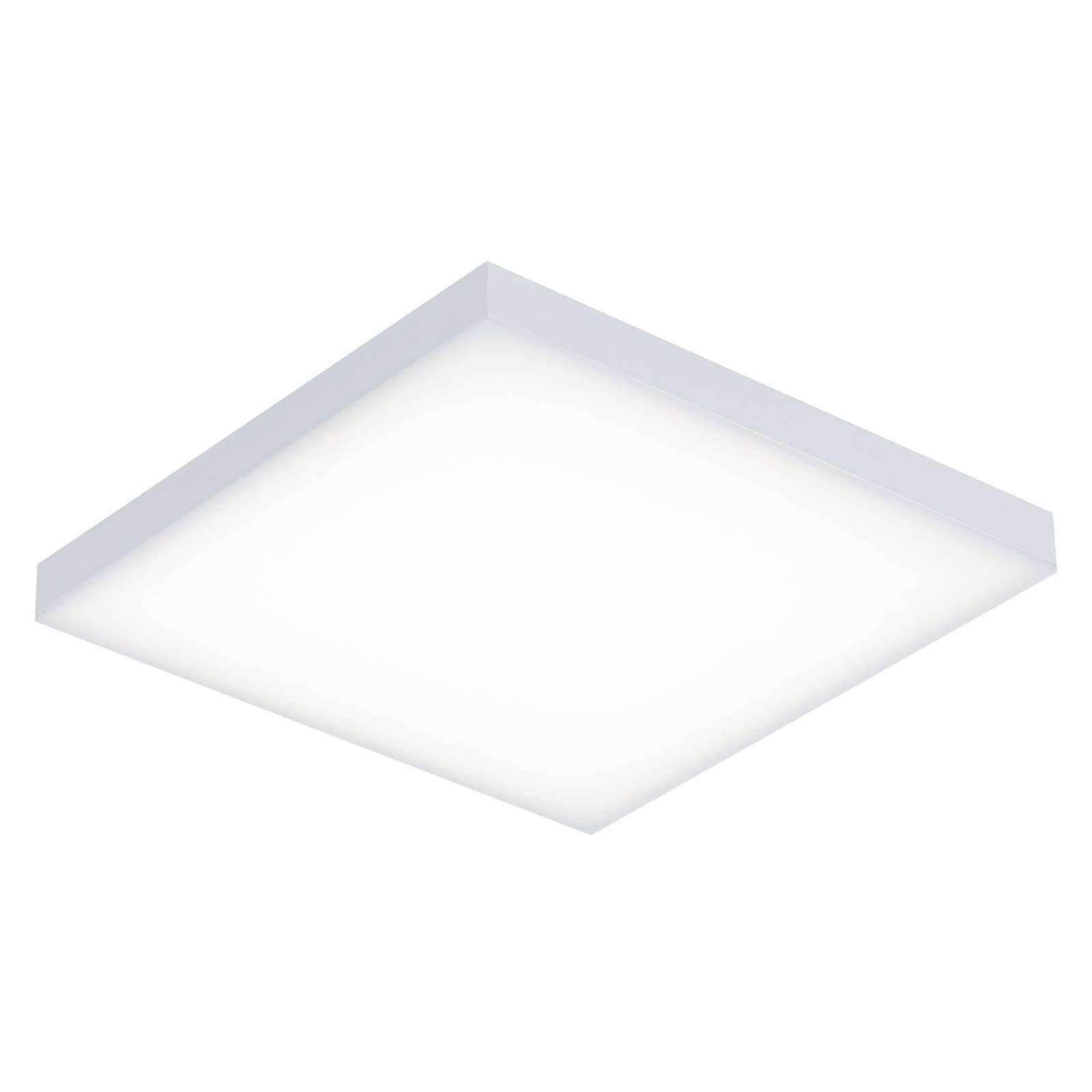 Paulmann Velora, LED-panel 3-ste-dim, 22,5x22,5 cm