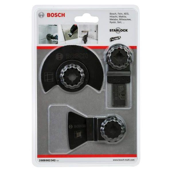 Bosch 2608662342 Sagbladsett Flis