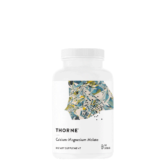 Calcium-Magnesium Malate, 240 kapslar