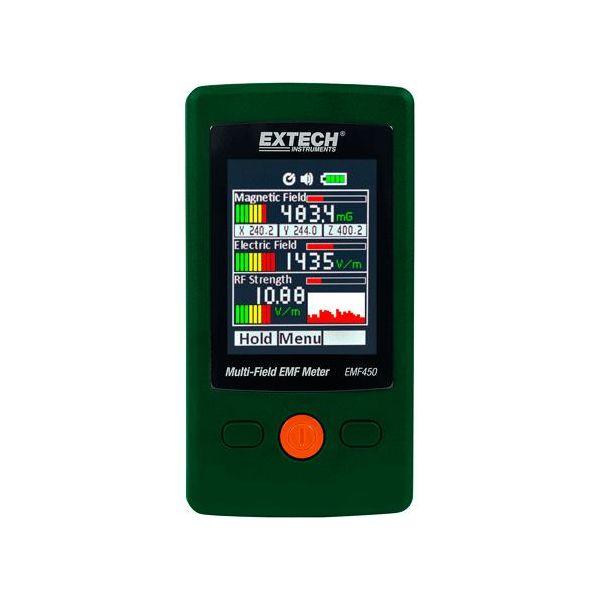 Extech EMF450 Magneettikentän mittari