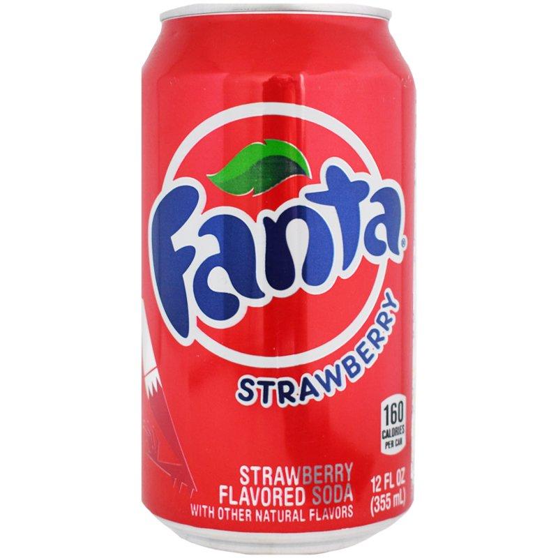 Fanta Strawberry - 30% rabatt