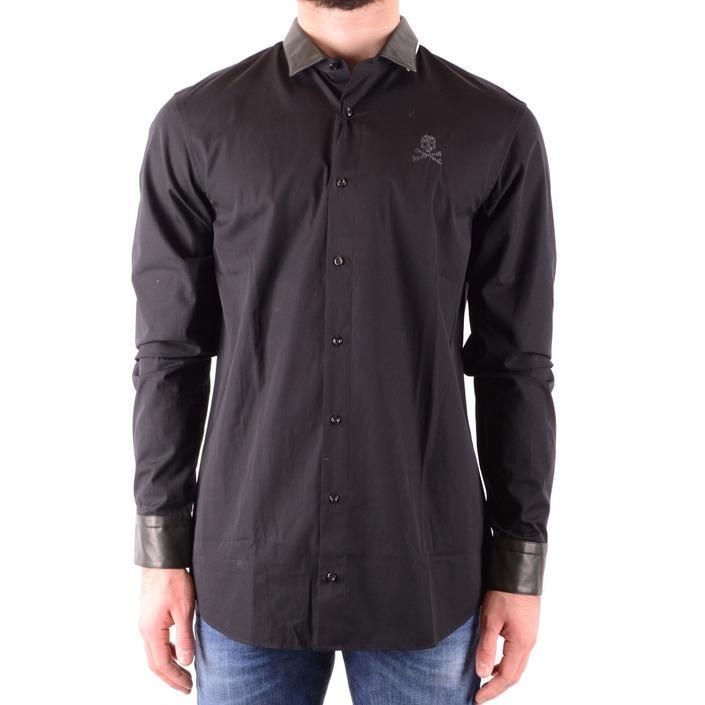 Philipp Plein Men's Shirt Black 164960 - black S