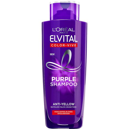 Elvital Color Vive Silver Shampoo, 200 ml L'Oréal Paris Hopeashampoo
