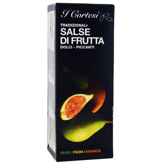 Marmelader Apelsin, Päron & Fikon 3 x 50g - 66% rabatt