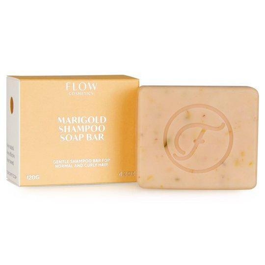 Flow Cosmetics Ekologisk Schampotvål Ringblomma, 120 g