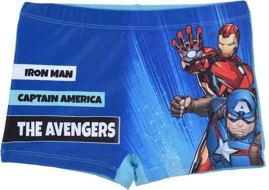 Marvel Avengers Badebukse, Blue, 10 År