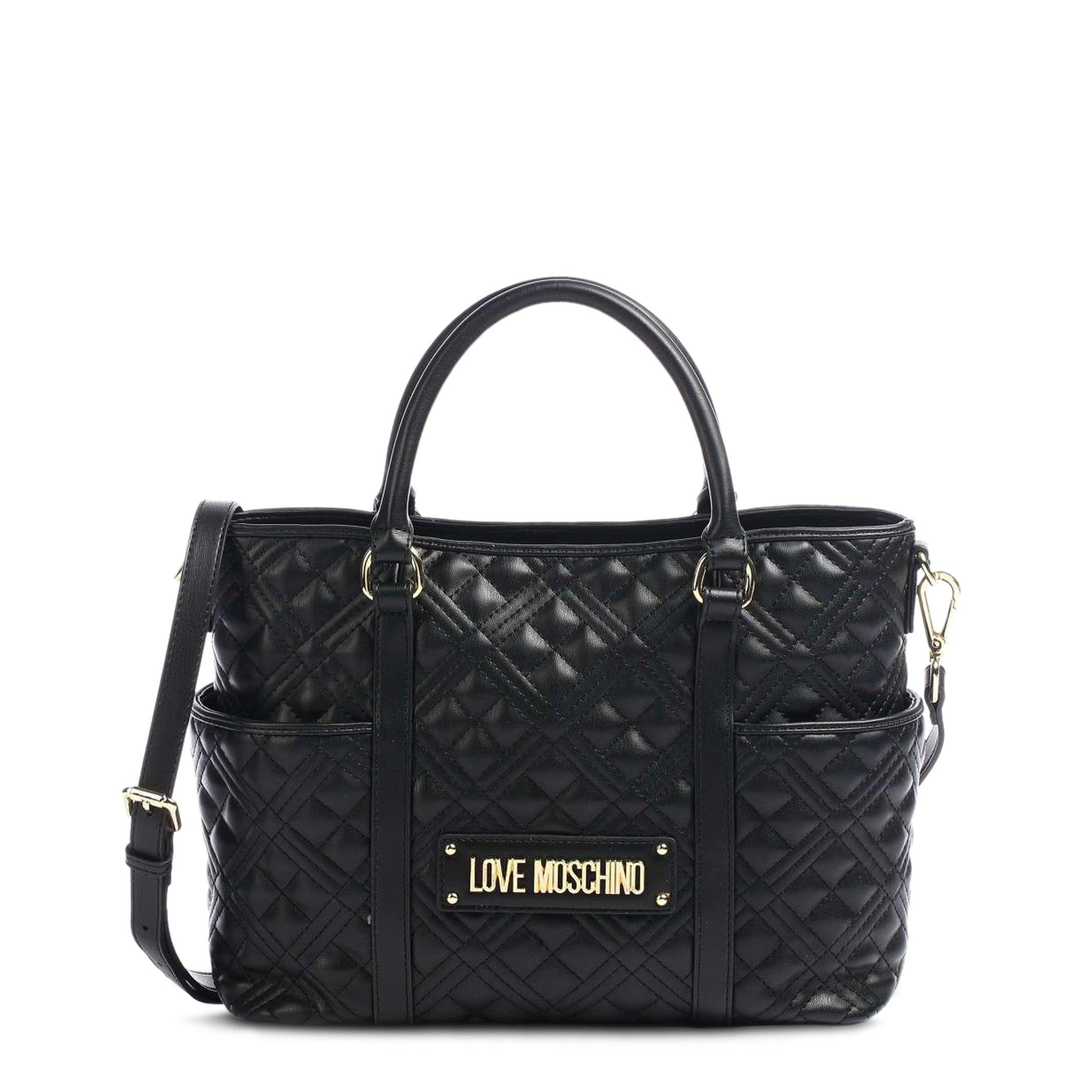 Love Moschino Women's Handbag Various Colours JC4203PP0CKA0 - black NOSIZE