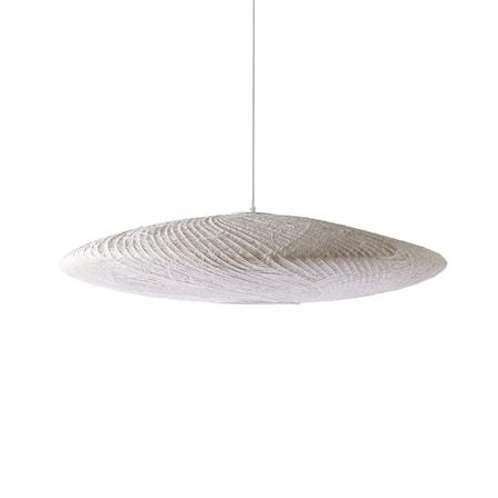 Bamboo/paper UFO Pendel Vit