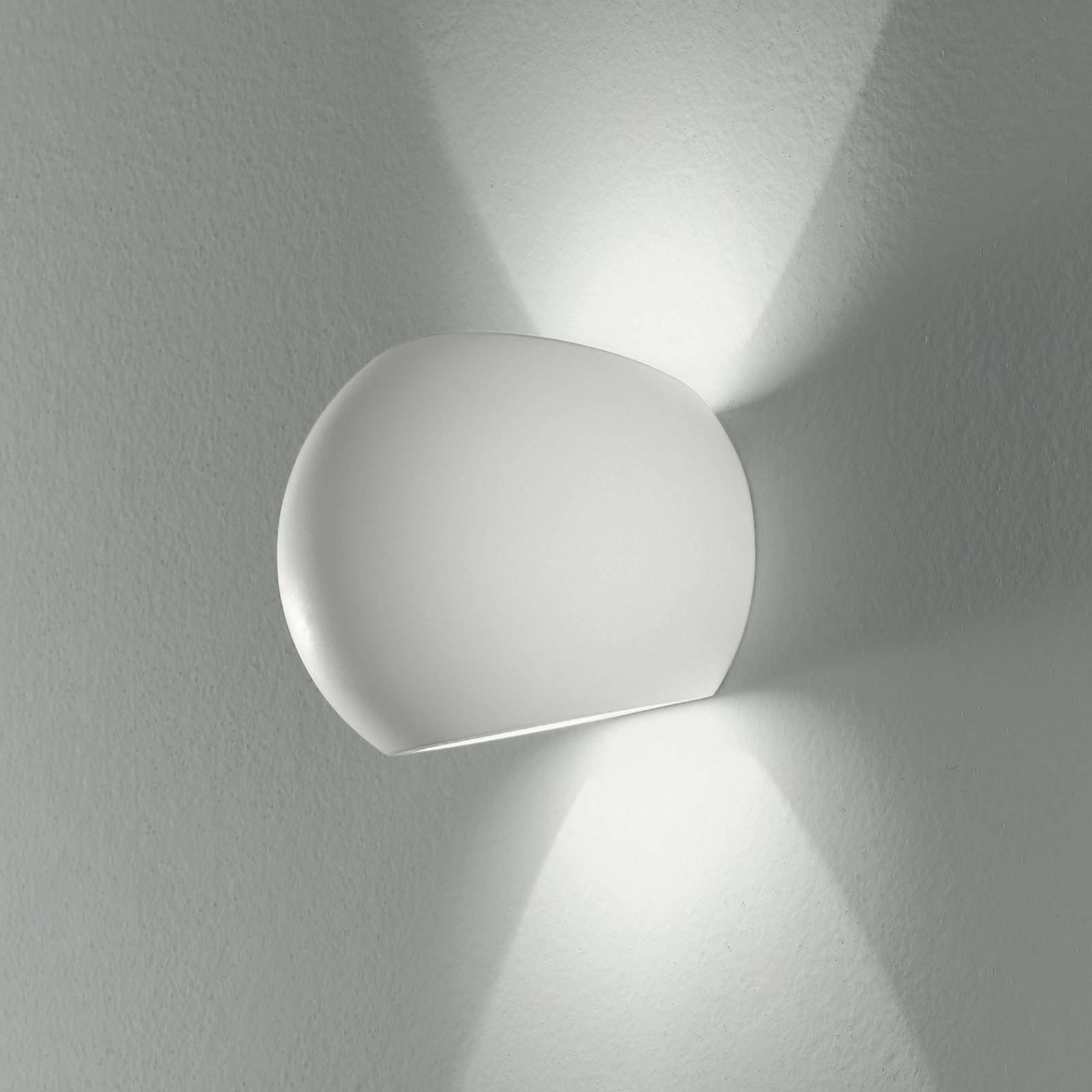 Vegglampe Moses med to lysutganger
