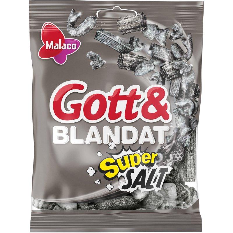 Gott & Blandat Supersalt - 22% rabatt