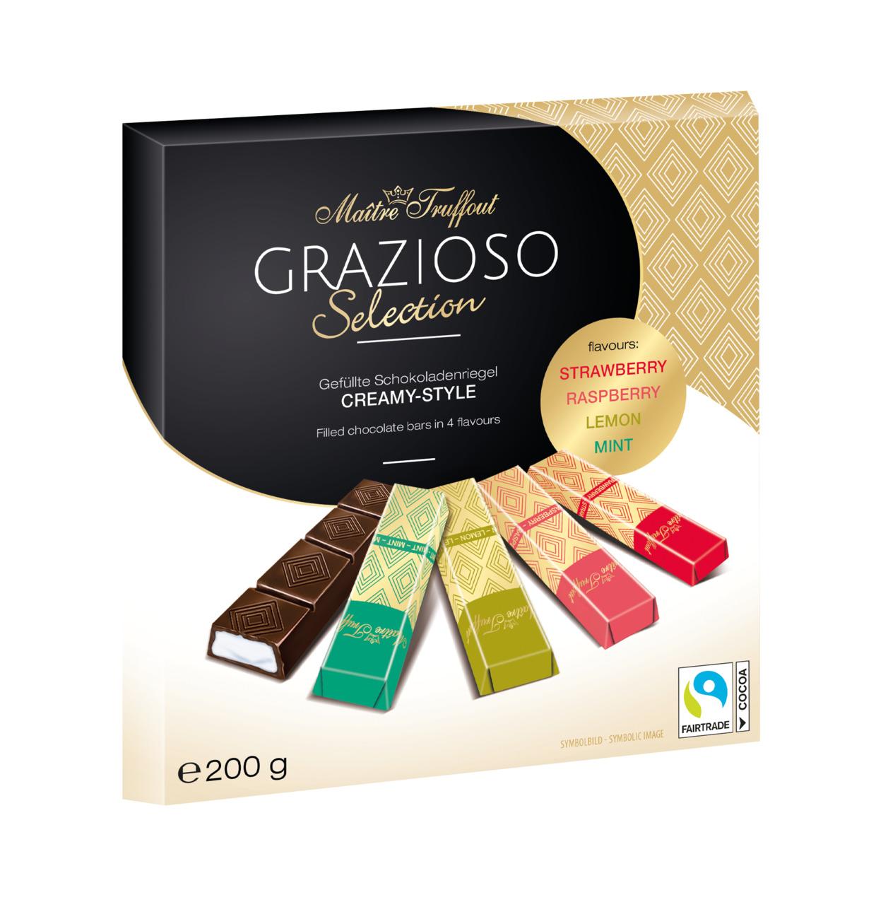 Maitre Truffout Grazioso selection Cream style 200g