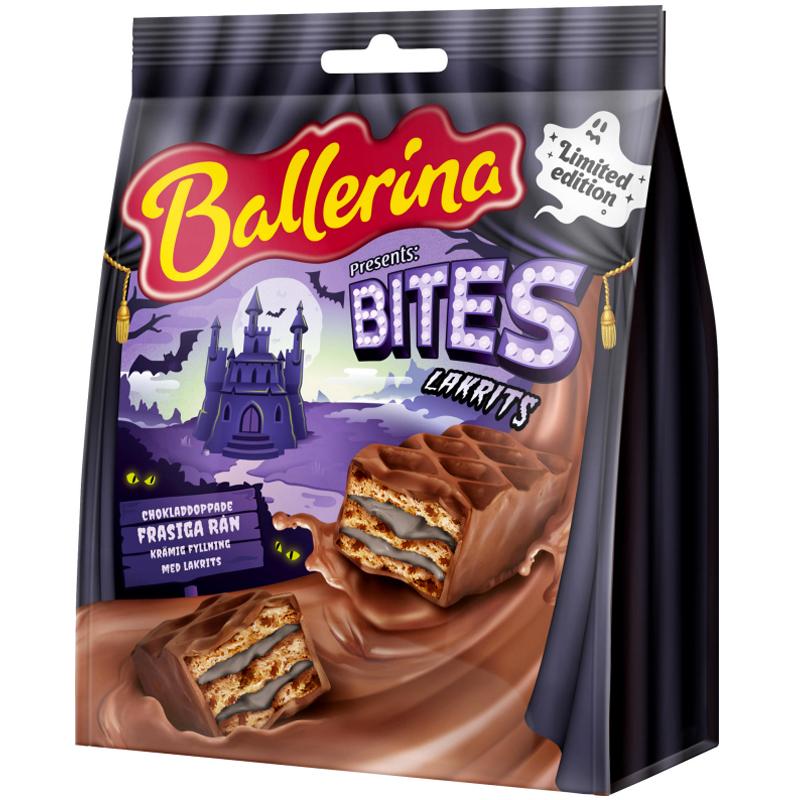 Ballerina Bites Saltlakrits 175g - 56% rabatt