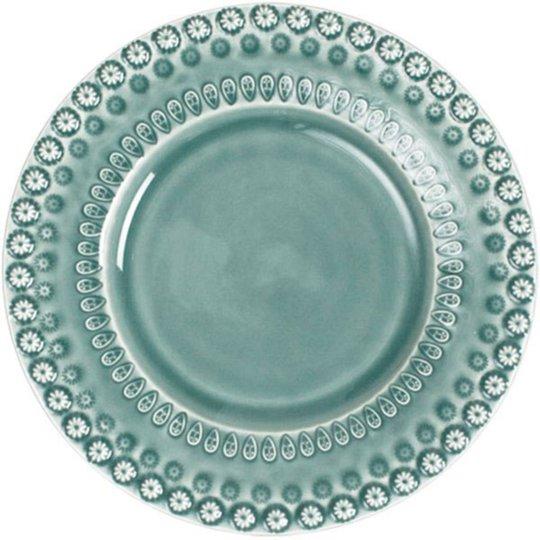 PotteryJo Daisy Salladstallrik 2 st, Cement