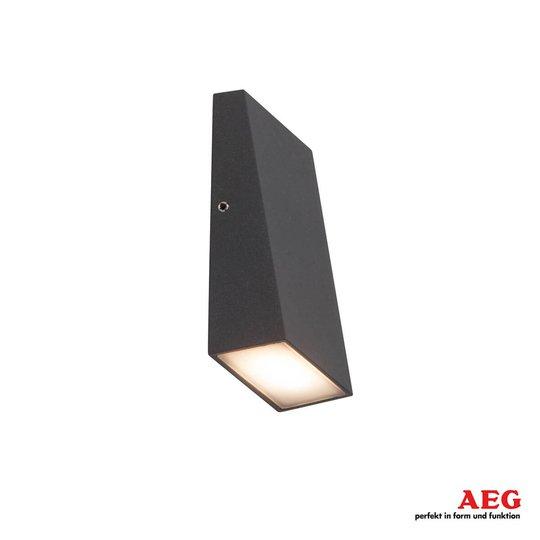 Tivana - LED-ulkoseinälamppu nanopinnoitteella