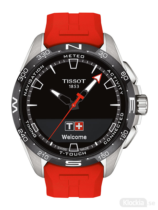 TISSOT T-Touch Connect Solar T121.420.47.051.01 - Smartwatch