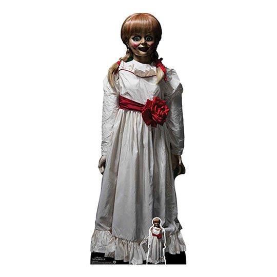 Annabelle Kartongfigur