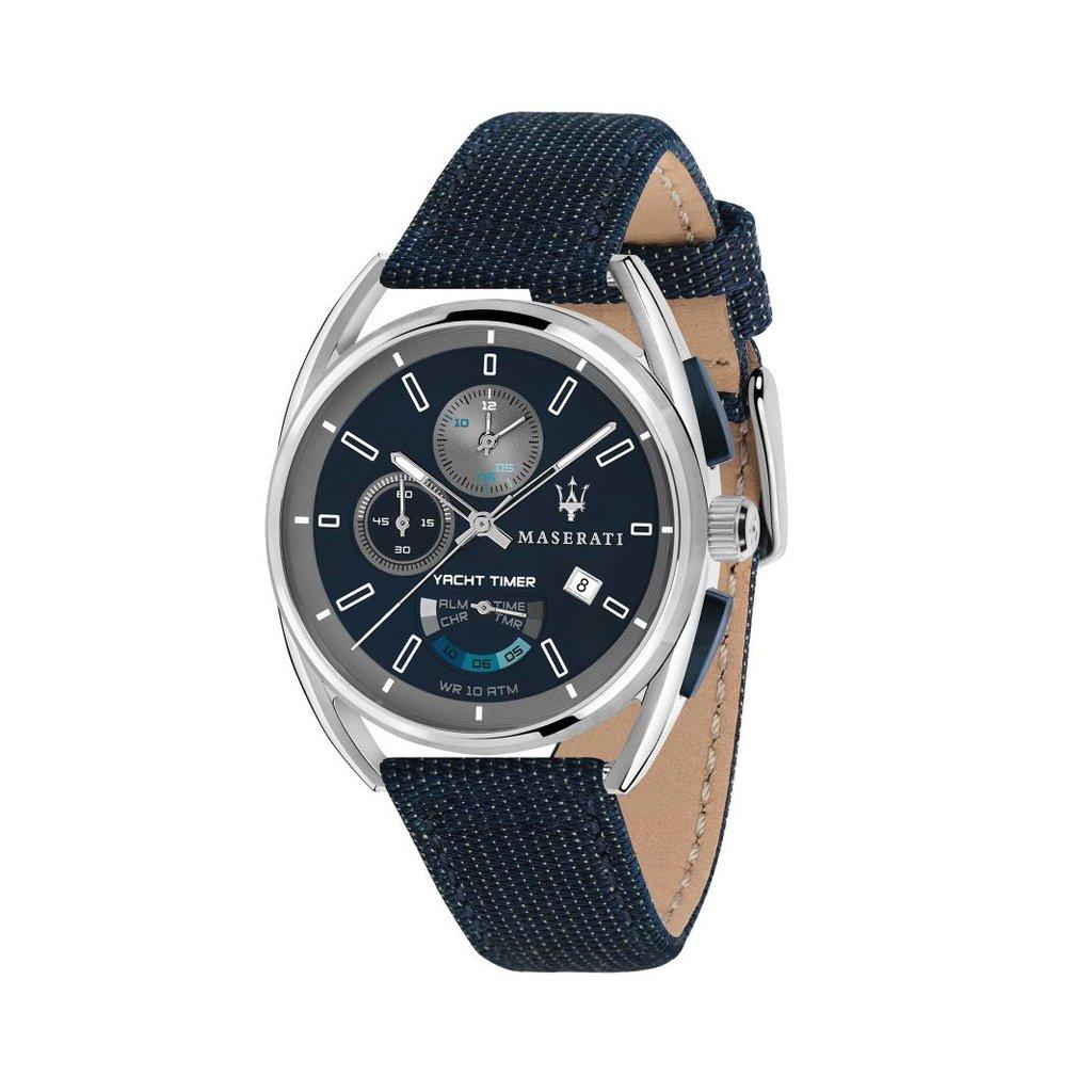 Maserati Men's Watch Various Colours TRIMARANO_R8851 - blue-1 NOSIZE