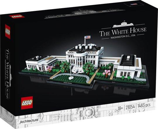 LEGO Architecture 21054 Det Hvite Hus