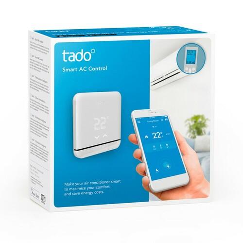 Tado Smart Ac & Heat Pump Control V2 Tillbehör Till Värmeprodukter