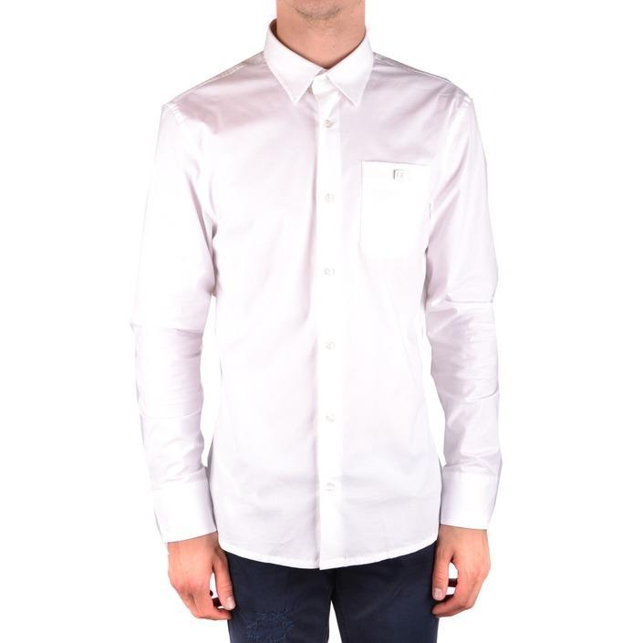 Bikkembergs Men's Shirt White 163238 - white M