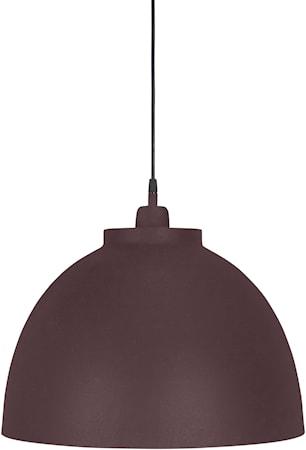 Rochester Taklampa Vinröd 45cm