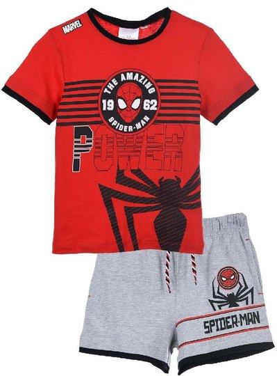Marvel Spider-Man Sett, Red, 3 År