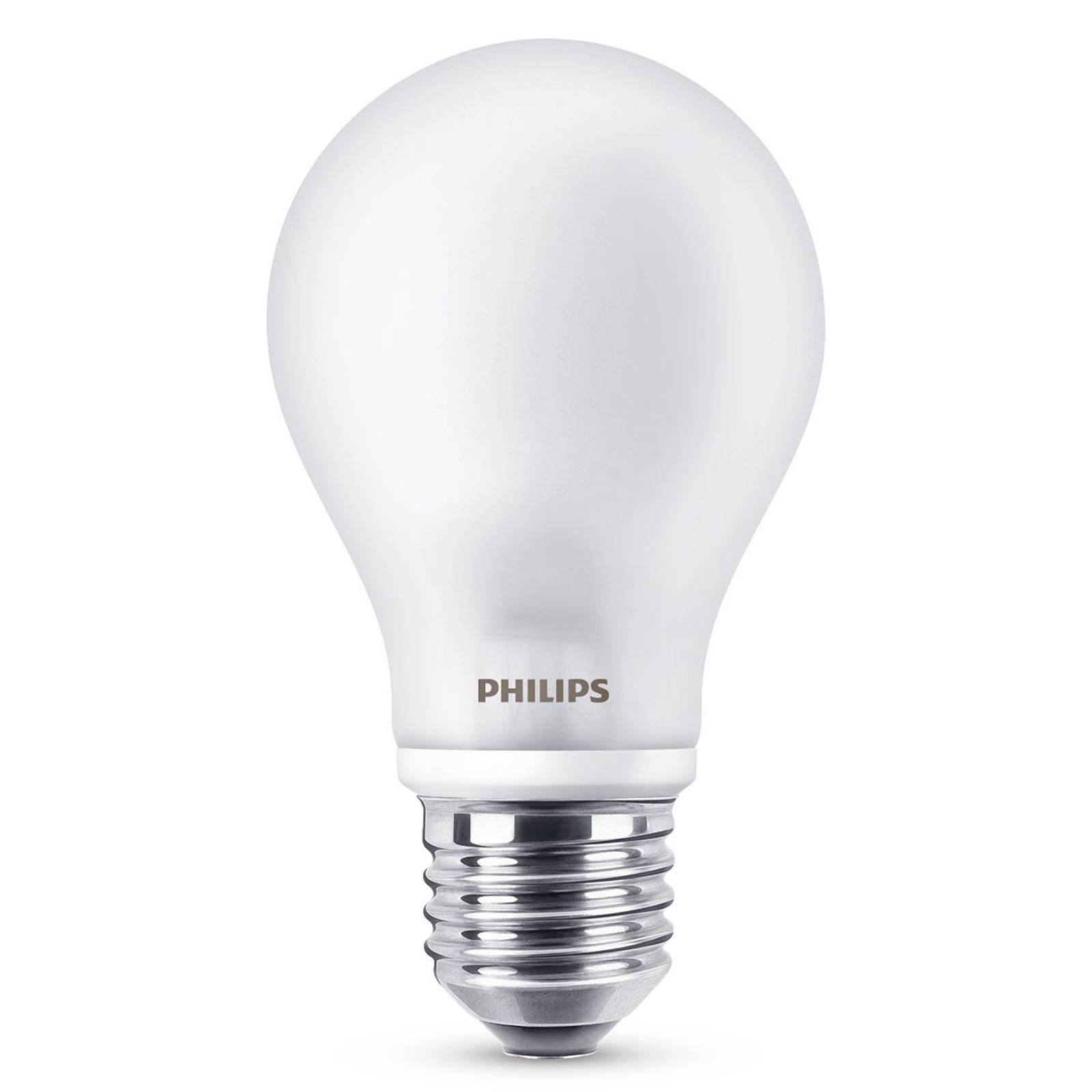 E27 A60 LED-pære 7 W 2 700 K, matt