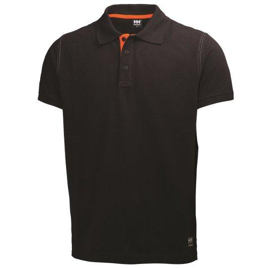 Helly Hansen Workwear Oxford Pikeepaita musta Koko S