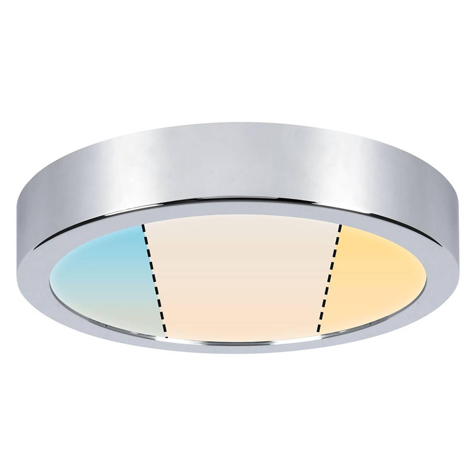 Paulmann Aviar -LED-kattolamppu WhiteSwitch Ø 22cm