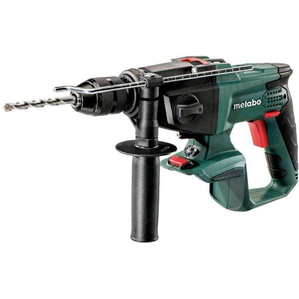Metabo SBE 18 LTX Slagbormaskin med veske, uten batterier og lader