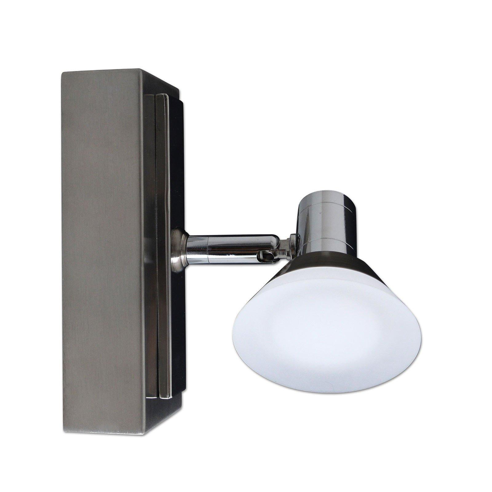 Jericho LED-vegglampe 1 lyskilde