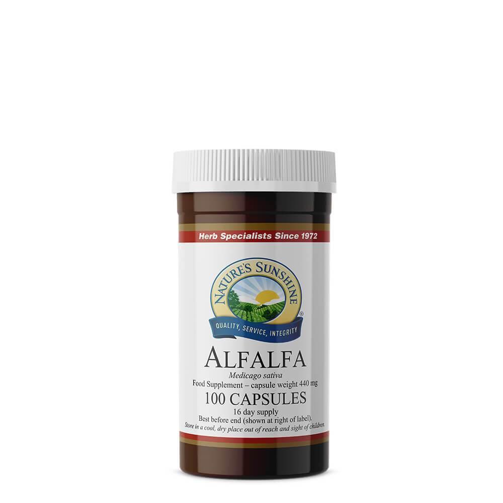 Alfalfa (100 Capsule)
