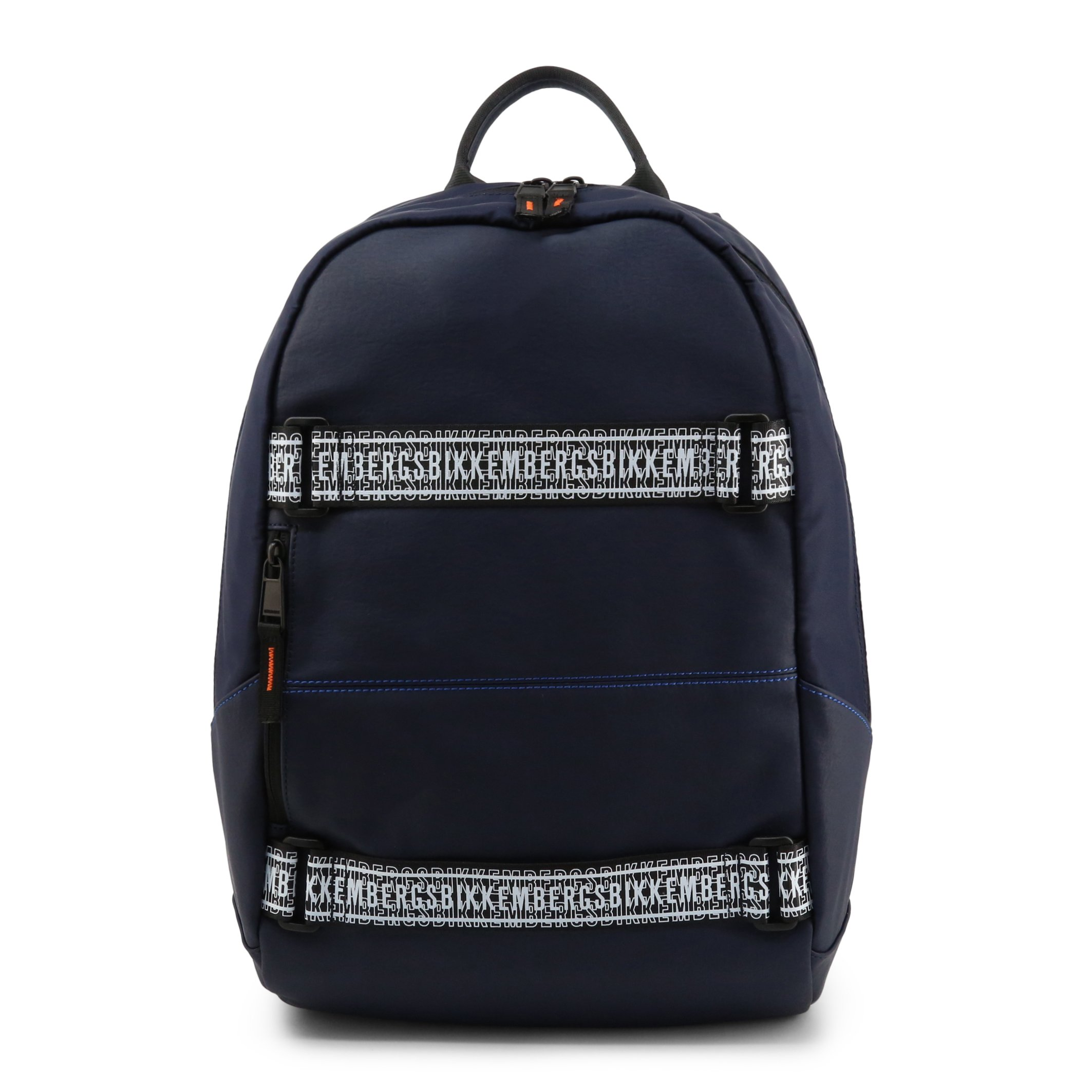 Bikkembergs Men's Backpack Various Colours E4APME3A0045 - blue NOSIZE