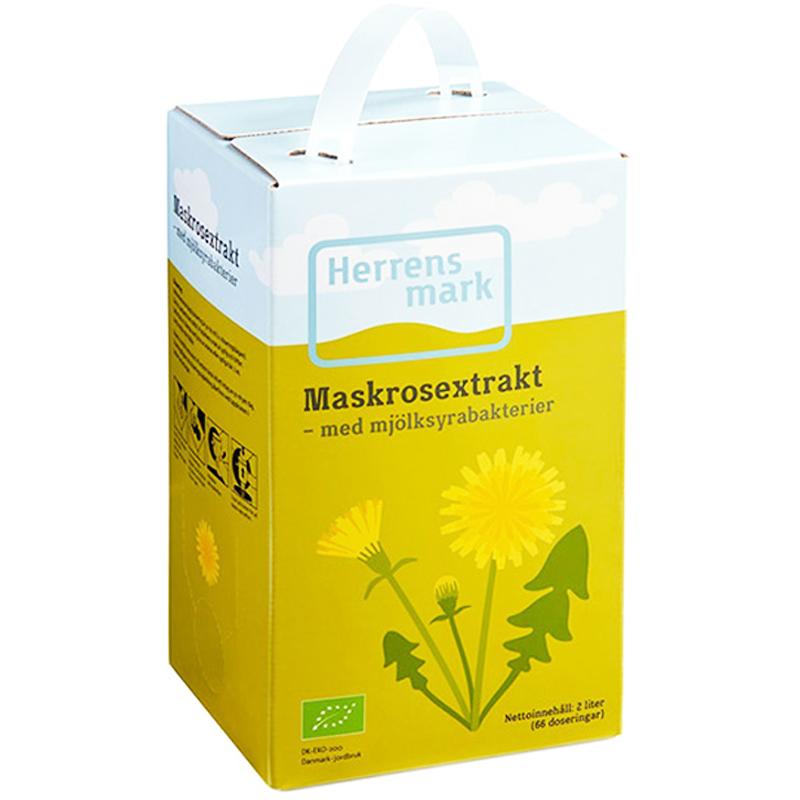 Maskrosextrakt 2l - 69% rabatt