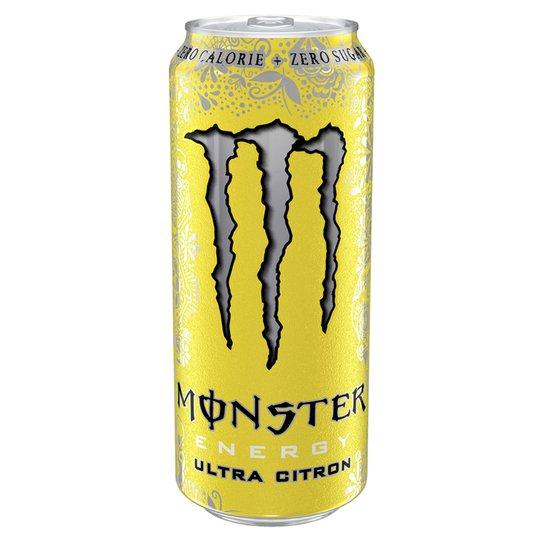 Monster Ultra Citron - 29% rabatt
