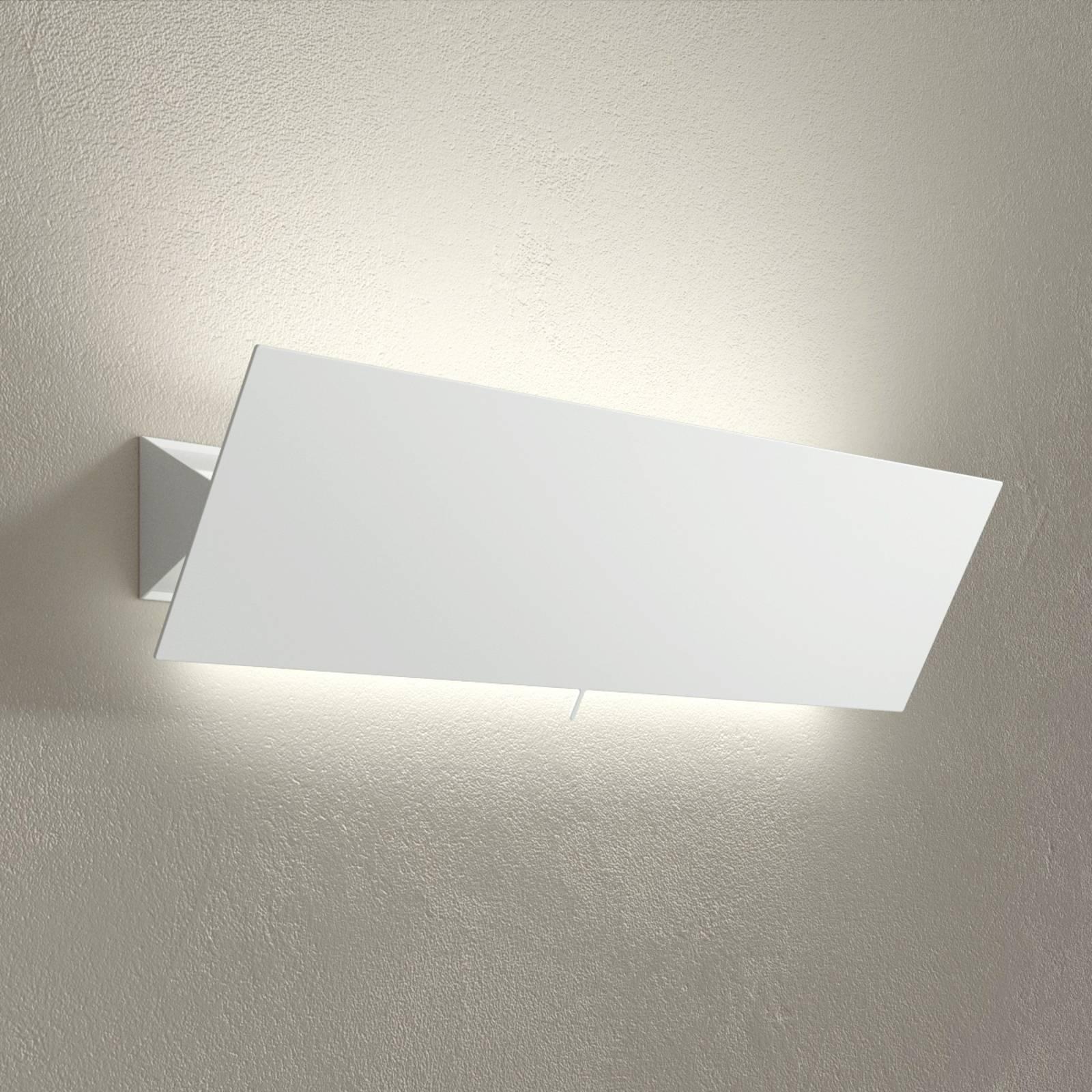 LED-seinävalaisin Shadow Grande valkoinen, 63 cm