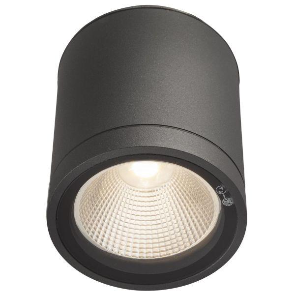 Hide-a-Lite Milo XL Down LED-downlight 3000 K, 1200 lm, 36° Antrasitt