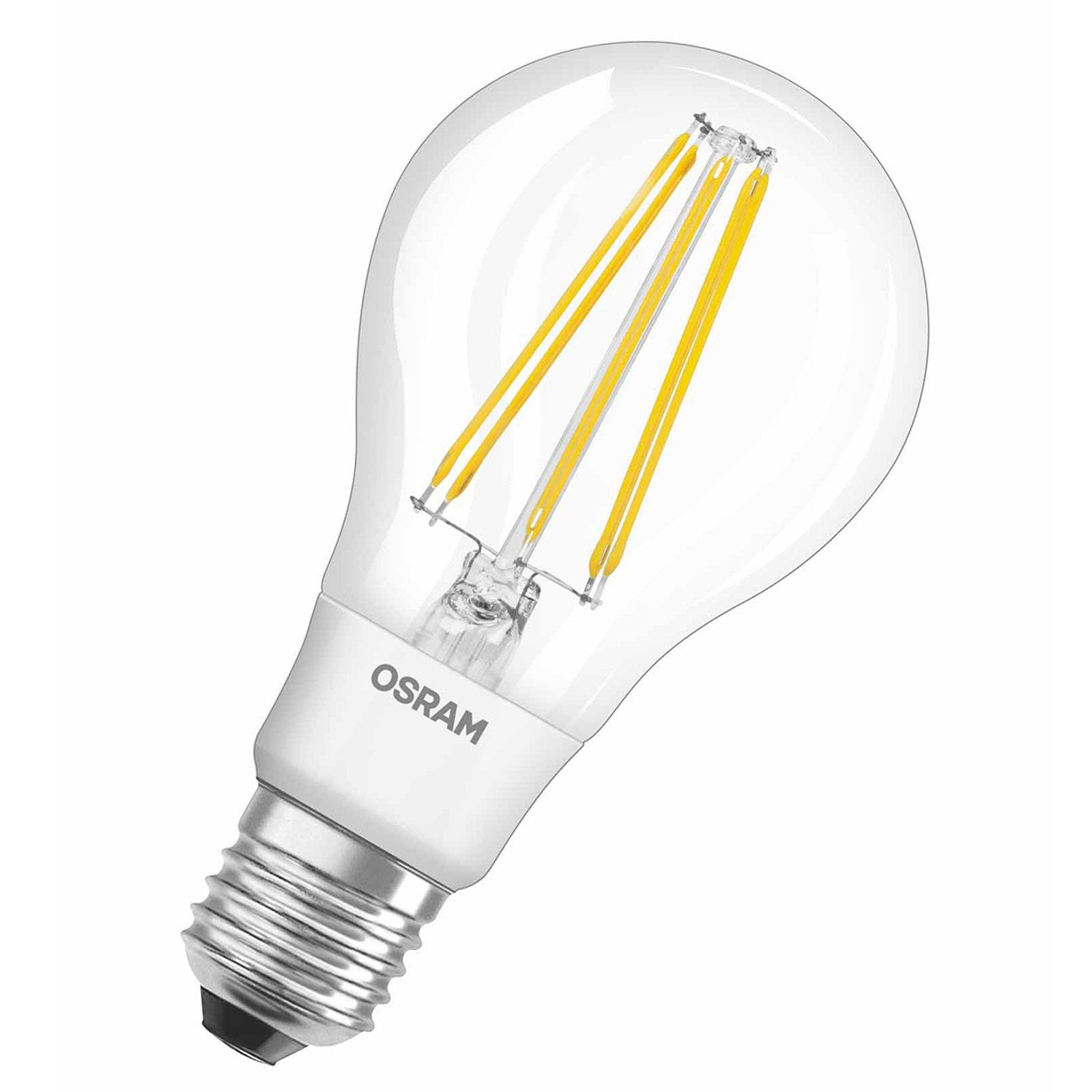 E27 11W 827 LED-kronepære Retrofit