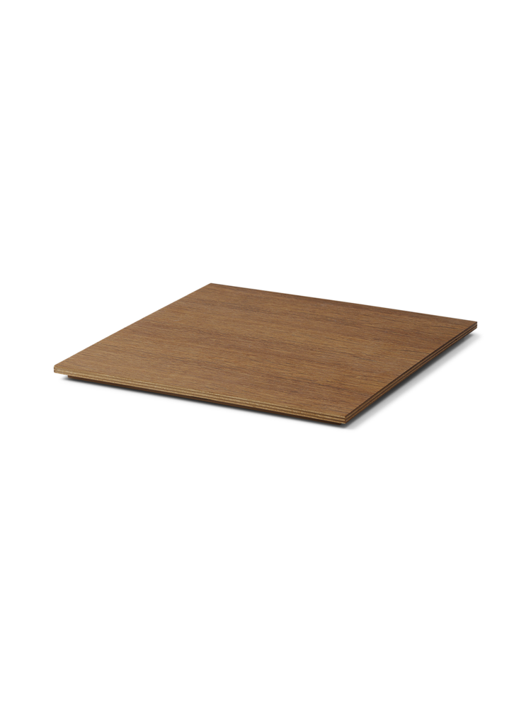 Ferm Living - Tray For Plant Box Wood - Smoked Oak (1104262979)