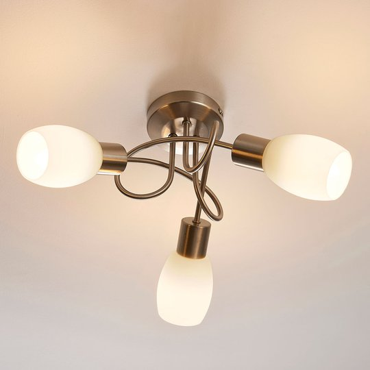 Attraktiv LED-taklampe Arda, easydim