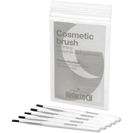 RefectoCil Cosmetic brush for tinting Eyelashes & Eyebrows, Soft, RefectoCil Muut meikkisiveltimet