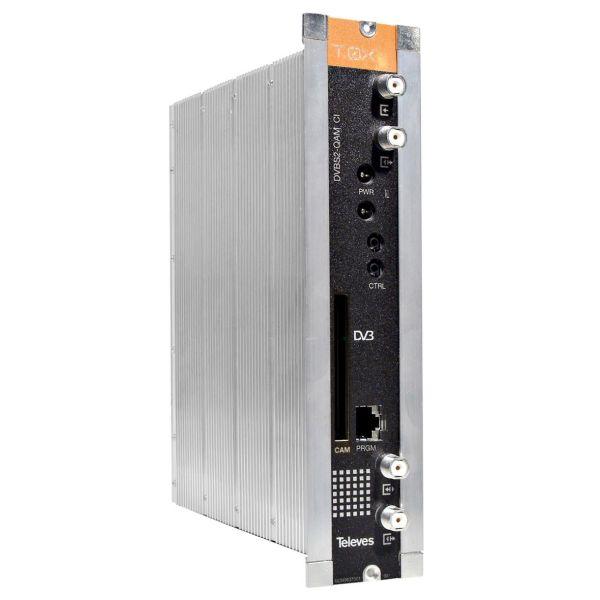 Televes 563501 Transmodulator med CI-slot