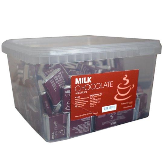 Hel låda Mjölkchoklad 850g - 76% rabatt