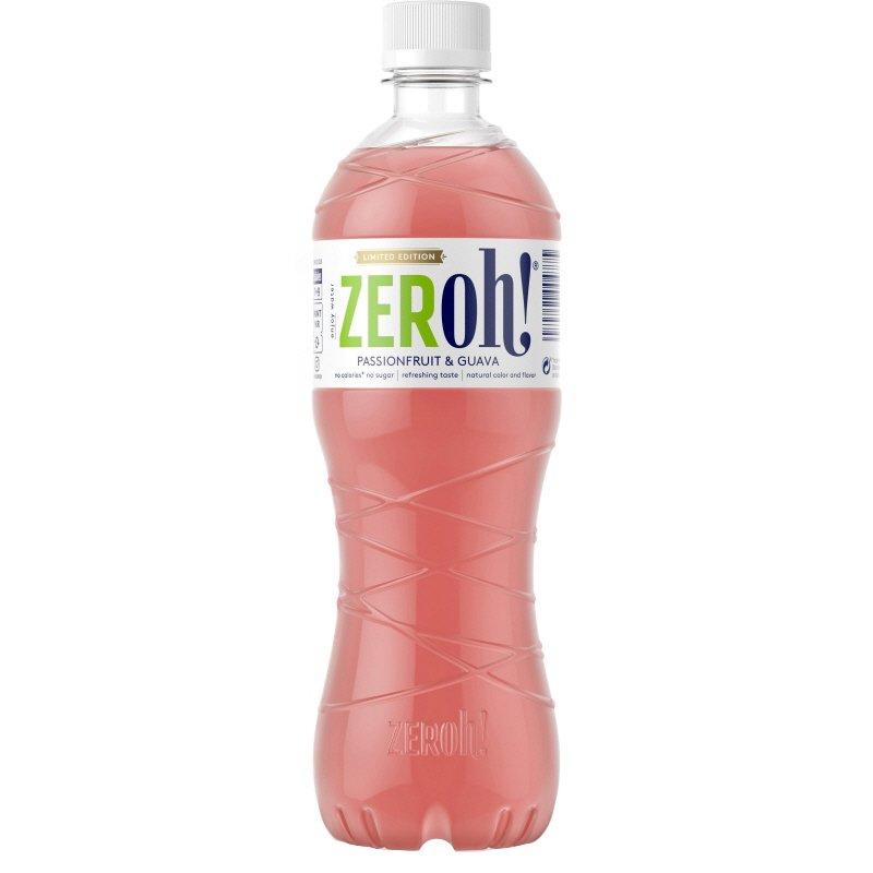Saft Sockerfri Passionfruit & Guava - 26% rabatt