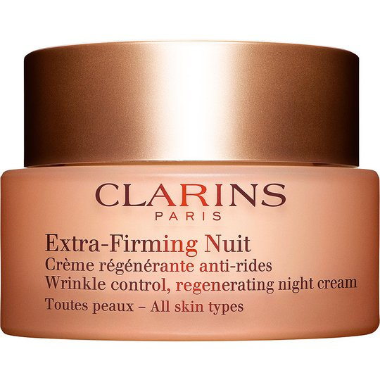 Clarins Extra-Firming Nuit for All Skin Types, 50 ml Clarins Yövoiteet