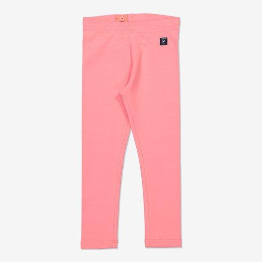 Ensfarget tights rosa