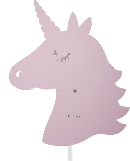 Roommate Vegglampe Unicorn