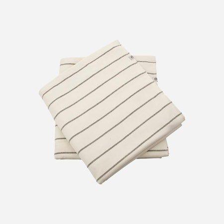 Håndkle Bath Casa Off-White 70 x 140 cm