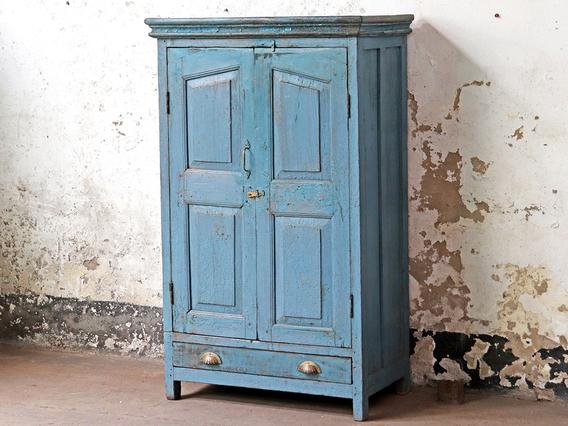 Old Blue Cupboard Blue